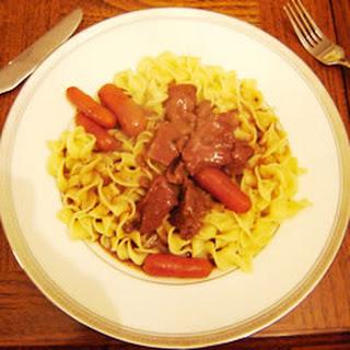 Mushroom Soup Venison Stew Recipes