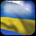 3D Ukraine Flag