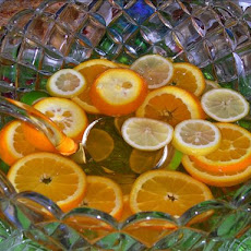 Refreshing White Wine Citrus Sangria