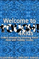 Screenshot of Touch 4 Kids - FREE!