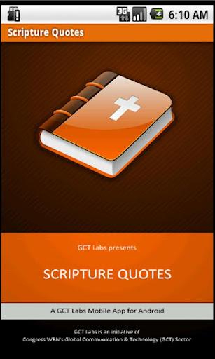 免費書籍App|Scripture Quotes|阿達玩APP