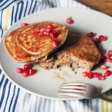 Sprouted Oat Pancakes
