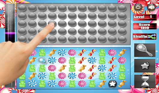 Flip Flop Candy Pop Match 3 - screenshot
