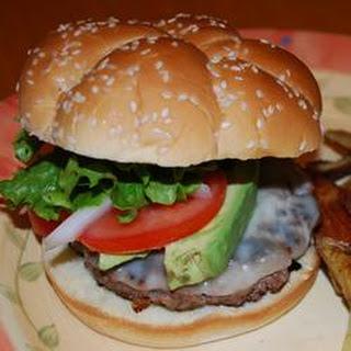 Low Fat Low Sodium Burgers Recipes