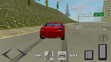 Screenshot of Extreme Car Driving 3D