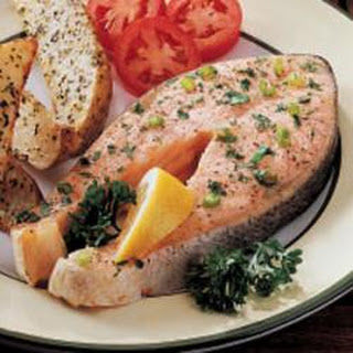 Seasoning Salmon Steaks Recipes