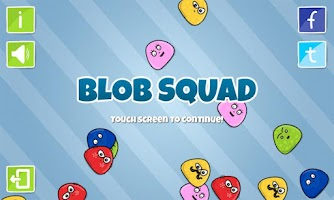 Screenshot of Blob Squad