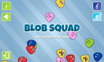 Screenshot of Blob Squad