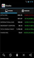 Screenshot of Stocks n More