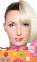 Screenshot of Virtual Makeup Makeover Lite
