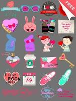 Screenshot of Valentine - Photo Grid Plugin