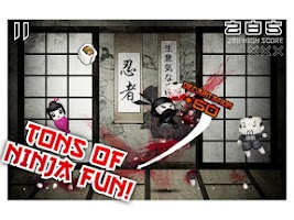 Screenshot of Pocket Ninjas