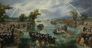RIJKS: Adriaen Pietersz. van de Venne: Fishing for Souls 1614