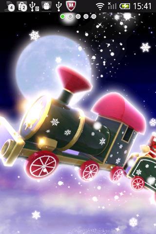 SL*Christmas ライブ壁紙 トライアル