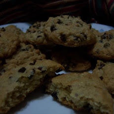 Not Mrs. Field's Chocolate Chip Cookies
