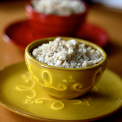 Horchata Rice Pudding
