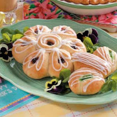 Blooming Sweet Rolls Recipe