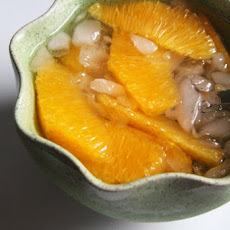 Orange in Iced Syrup (Som Loy Kaew)