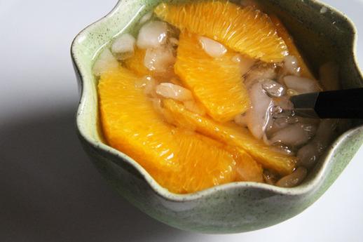 Orange in Iced Syrup (Som Loy Kaew) Recipe | Yummly