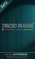 Screenshot of DroidSugar LITE