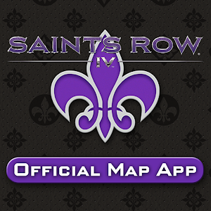 Saints Row 4 Official Map App