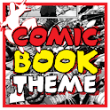 COMIC BOOK HD ADW Theme icon