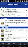 Screenshot of Racing UK - Watch Live Races