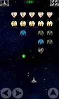 Screenshot of Invaders from far Space (Demo)