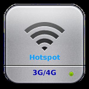 App Wifi Hotspot 3G/4G Widget APK for smart watch ...