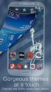 Download Android App Cheetah Launcher for Samsung
