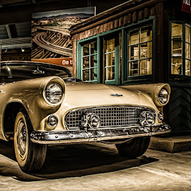 Museum Piece One by Chris Thomas - Transportation Automobiles ( car, michigan, musuem, henry ford, detroit,  )