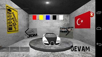 Screenshot of Şahin Honda Drift