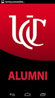Screenshot of UC Alumni