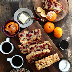 Cranberry & Coconut Bread