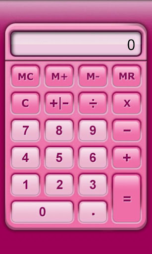 CoolCalc-Pink GelPink