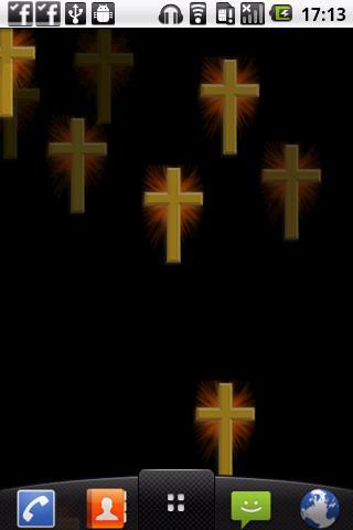 Cross Live Wallpaper