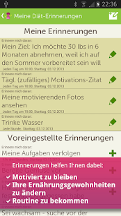 Mein Diät-Trainer - Pro Screenshot