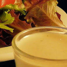 Sweet Honey Mustard Salad Dressing