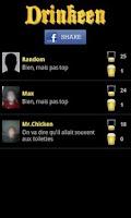 Screenshot of Drinkeen