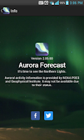 Screenshot of Aurora Forecast