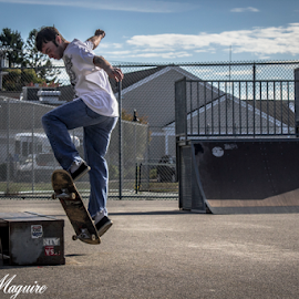 by Steven Maguire - Sports & Fitness Skateboarding