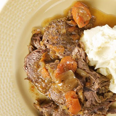 Garlic Lover's Pot Roast