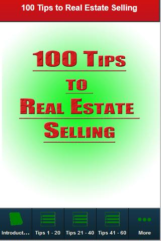 How to Sell Real Estates Tips