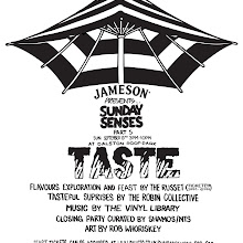 JAMESON PRESENTS SUNDAY SENSES: TASTE