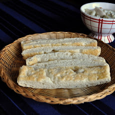 Easy Bread Sticks