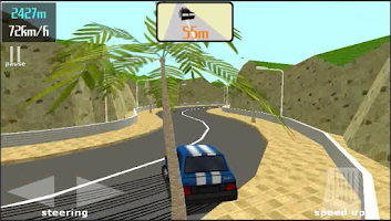 Screenshot of City Drift Racing 3D