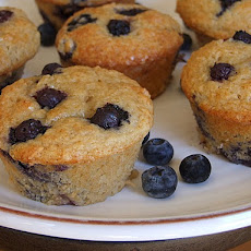 Blueberry- Maple Muffins