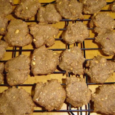 Apple Butter-Peanut Butter Cookies