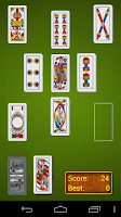 Screenshot of Italian Solitaire Pro