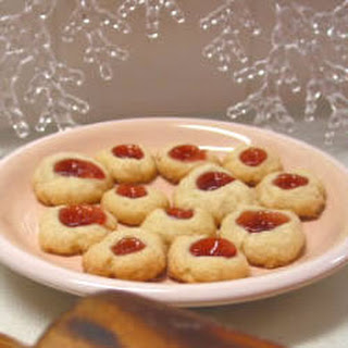 Filled Apricot Cookies